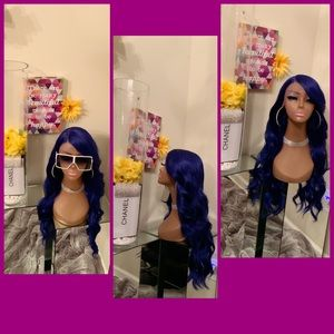 Human Hair blended lace front wig ❤️❤️❤️❤️❤️